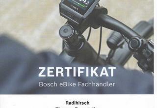 Bosch eBike Systeme