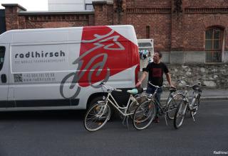 "Fahrrad-Projekt \""Bike Buddy\"""